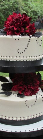 Black & Red Wedding – 1