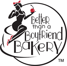 Better Than A Boyfriend Bakery logo