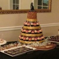 Hollywood Schoolhouse Wedding