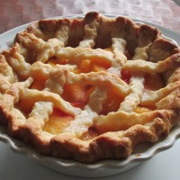 """You're Such a Peach"" Pie (mini)"