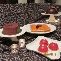 Modern Cakes Buffet