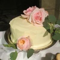 Seattle Golf Club Wedding Cake – 2