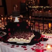 Winter Wedding at The Sanctuary