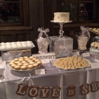 Winter Wonderland Wedding at Kelley Farm